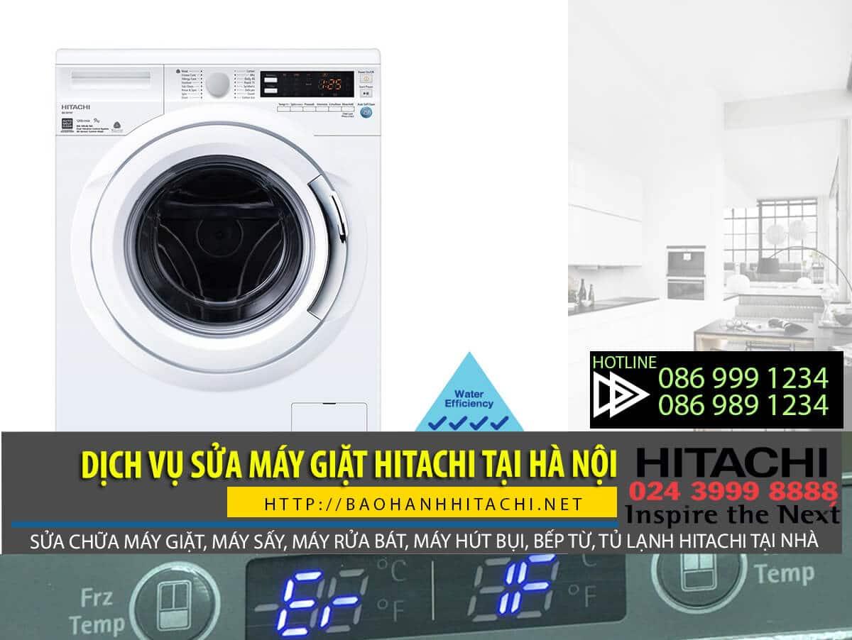 Dịch vụ sửa máy giặt Hitachi chính hãng. Dịch vụ sửa tại nhà, cam kết chất lượng