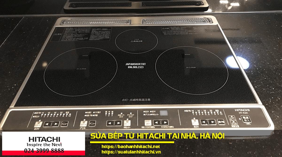 Sửa bếp từ Hitachi