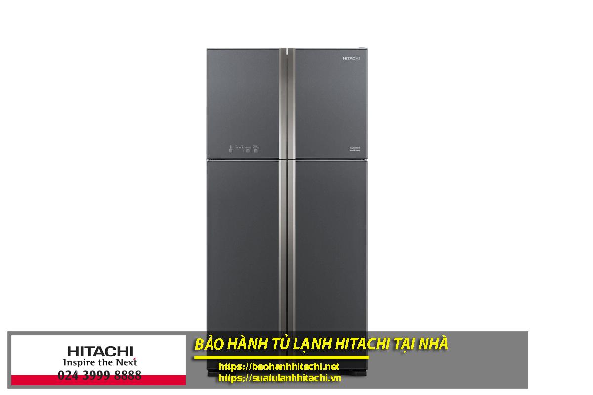 Bảo hành tủ lạnh Hitachi tại nhà